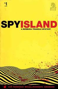 [Spy Island #1 (2nd Printing) (Product Image)]