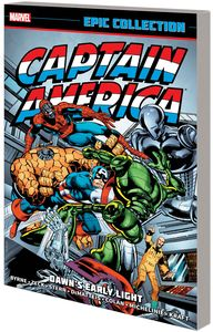 [Captain America Epic Collection Dawns Early Light New Ptg (Product Image)]