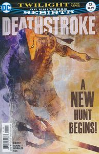 [Deathstroke #12 (Product Image)]