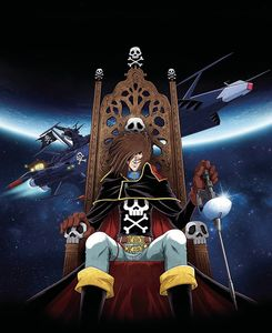 [Space Pirate: Captain Harlock #1 (Cover G Alquie) (Product Image)]