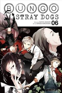 [Bungo Stray Dogs: Volume 6 (Product Image)]