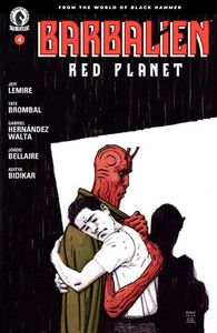 [Barbalien: Red Planet #4 (Product Image)]