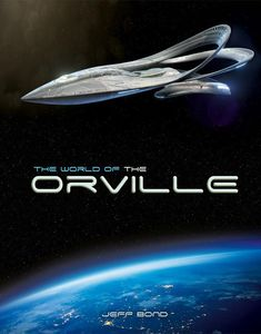 [The World Of The Orville (Hardcover) (Product Image)]