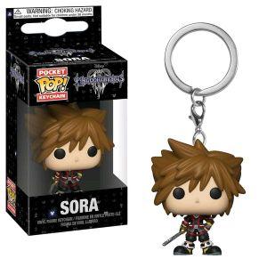 [Kingdom Hearts 3: Pocket Pop! Keychain: Sora (Product Image)]