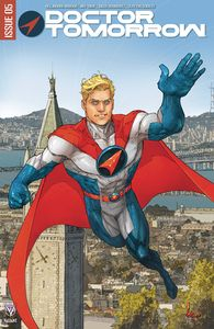 [Doctor Tomorrow #5 (Cover A Rocafort) (Product Image)]