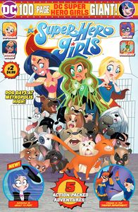 [DC Super Hero Girls: Giant #2 (Product Image)]