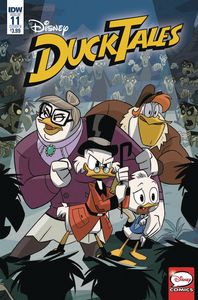 [DuckTales #11 (Cover B Ghiglione) (Product Image)]