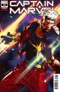 [Captain Marvel #33 (Spoiler Teaser Variant) (Product Image)]