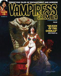 [Vampiress Carmilla Magazine #5 (Product Image)]