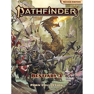 [Pathfinder: 2nd Edition: Bestiary 3: Pawn Collection (Product Image)]