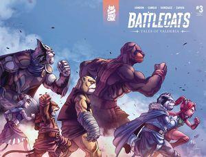 [Battlecats: Tales Of Valderia #3 (Product Image)]