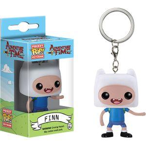 [Adventure Time: Pocket Pop! Vinyl Keychain: Finn (Product Image)]