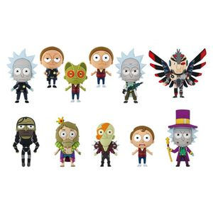 [Rick & Morty: 3D Figural Bag Clips: Series 3 (Product Image)]