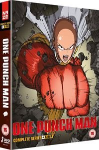 [One Punch Man: Collection 1 (Product Image)]