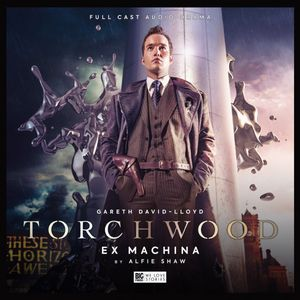 [Torchwood: Volume 42: Ex Machina (Product Image)]