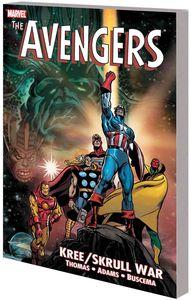 [Avengers: Kree Skrull War (New Printing) (Product Image)]