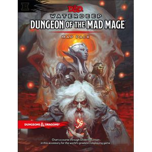 [Dungeons & Dragons: Map Pack: Dungeon Of The Mad Mage (Product Image)]