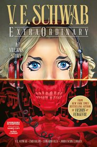 [Extraordinary (Forbidden Planet Exclusive Special Signed Edition Variant) (Product Image)]