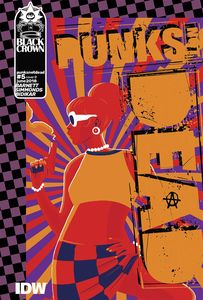 [Punk's Not Dead #5 (Cover B Taylor) (Product Image)]