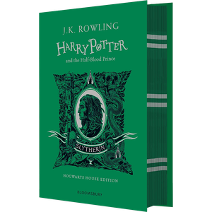 [Harry Potter: Book 6: Harry Potter & The Half-Blood Prince (Slytherin Hogwarts House Edition Hardcover) (Product Image)]
