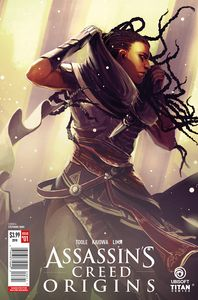 [Assassins Creed: Origins #1 (Cover A Hans) (Product Image)]