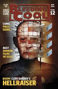 [Bleeding Cool Magazine #12 (Product Image)]