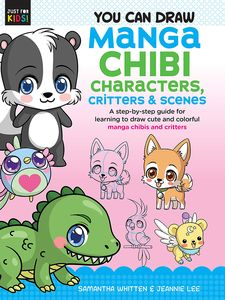 [You Can Draw Manga Chibi: Characters, Critters & Scenes (Product Image)]