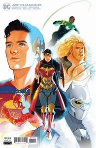 [Justice League #58 (Jen Bartel Variant) (Product Image)]