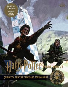 [Harry Potter: The Film Vault : Volume 7 (Hardcover) (Product Image)]