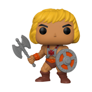 [Masters Of The Universe: 10 Inch Pop! Vinyl Figure: He-Man (Product Image)]