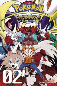 [Pokemon Horizon: Sun & Moon: Volume 2 (Product Image)]