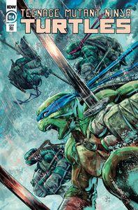 [Teenage Mutant Ninja Turtles: Ongoing #114 (Jesus Hervas Variant) (Product Image)]
