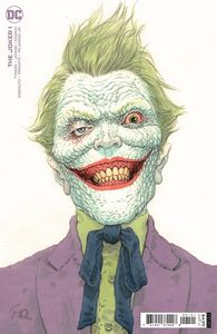 [Joker #1 (Cover B Frank Quitely Variant) (Product Image)]