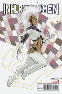 [IVX #6 (X-Men Variant) (Product Image)]