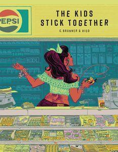[Kids Stick Together (Hardcover) (Product Image)]