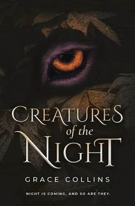 [A Wattpad Novel: Creatures Of The Night (Product Image)]