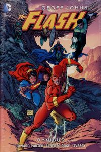[The Flash Omnibus By Geoff Johns: Volume 3 (Hardcover) (Product Image)]