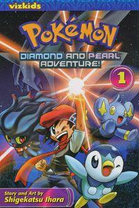 [Pokemon: Diamond & Pearl Adventure: Volume 1 (Product Image)]