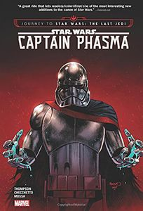 [Star Wars: The Last Jedi: Journey To Star Wars: Captain Phasma (Hardcover) (Product Image)]