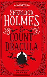 [The Classified Dossier: Sherlock Holmes & Count Dracula (Hardcover) (Product Image)]