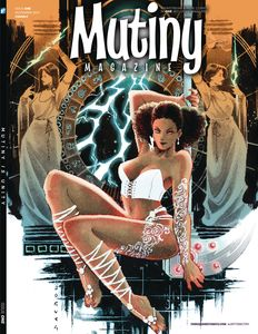 [Mutiny Magazine #1 (Cover C Darboe) (Product Image)]