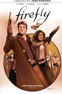 [Firefly: The Unification War: Volume 1 (Product Image)]