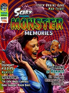 [Scary Monsters Magazine #116 (Product Image)]