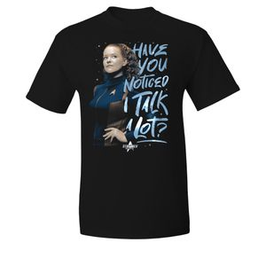 [Star Trek: Discovery: T-Shirt: Typically Tilly (Product Image)]