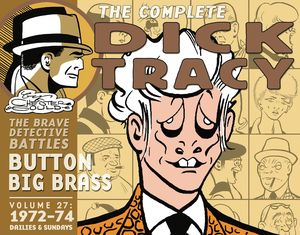 [The Complete: Dick Tracy: Volume 27 (Hardcover) (Product Image)]