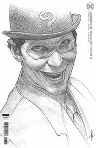 [Legends Of The Dark Knight #2 (Riccardo Federici Card Stock Variant) (Product Image)]