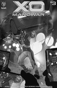 [X-O Manowar (2020) #3 (Cover A Ward) (Product Image)]