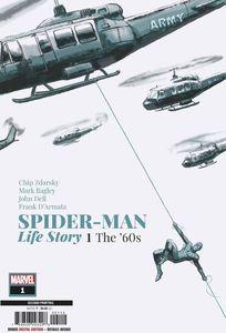 [Spider-Man: Life Story #1 (2nd Printing Bagley Variant) (Product Image)]