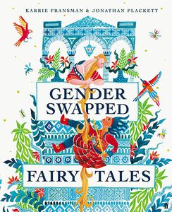 [Gender Swapped Fairy Tales (Hardcover) (Product Image)]