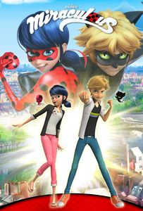 [Miraculous Tales Of Ladybug & Cat Noir: Volume 1 (Product Image)]